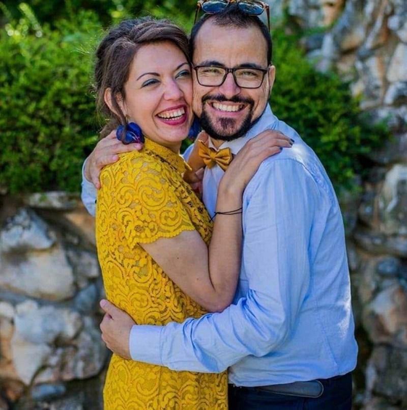 Всяка година щастливите младоженци празнуват общо 4 рождени дни - датите на раждане на двамата и на раждането на новия им живот с успешните трансплантации.