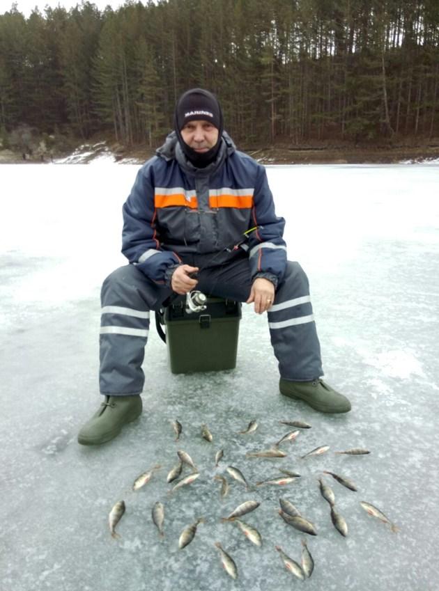 На лед дърпат костури