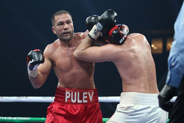 Кубрат Пулев: Спорт ще има след две години!
