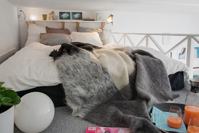 Спалнята е приятна