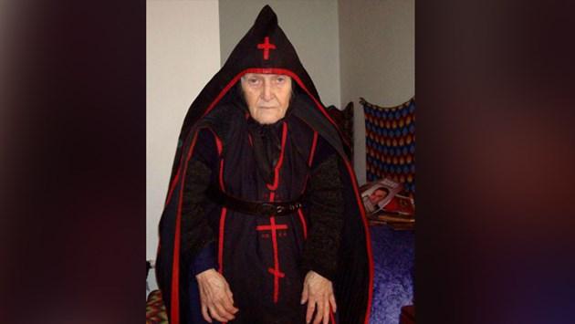 95-годишна е най-възрастната монахиня