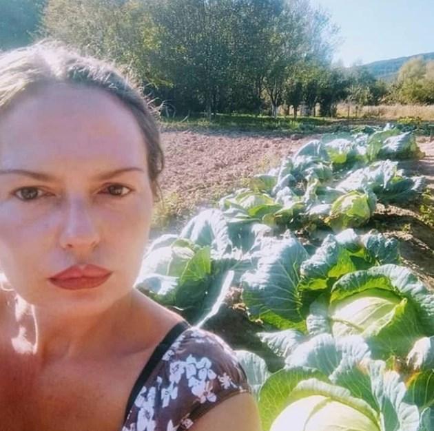 Александра Василева сади зеле