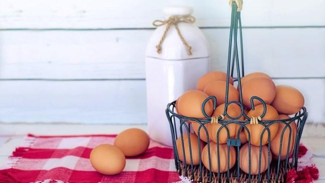 Кърмещите майки да ядат яйца, за да предпазят бебетата си от алергия