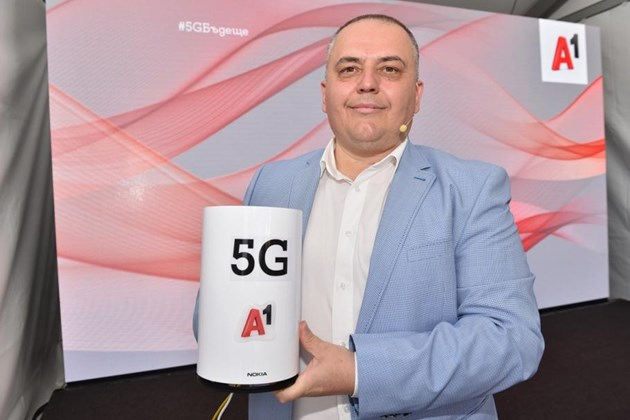 Освобождават честоти за 5G у нас, и трите оператора имат интерес