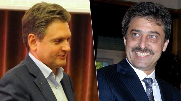 Партньор на Малинов управлявал фирма на Цветан Василев
