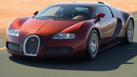 Топ 10 на най-скъпите коли в България