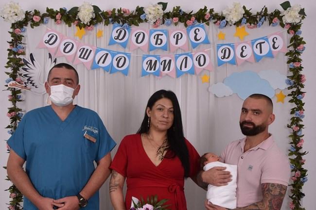 Снимка: Фейсбук страницата на АГ болница Варна