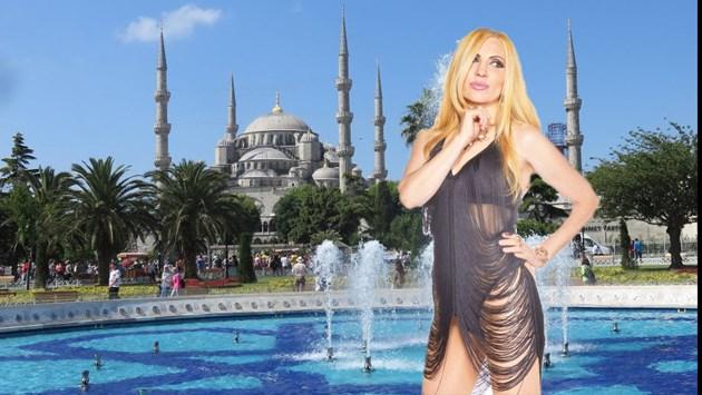 Екстра Нина отвори ресторант в Истанбул