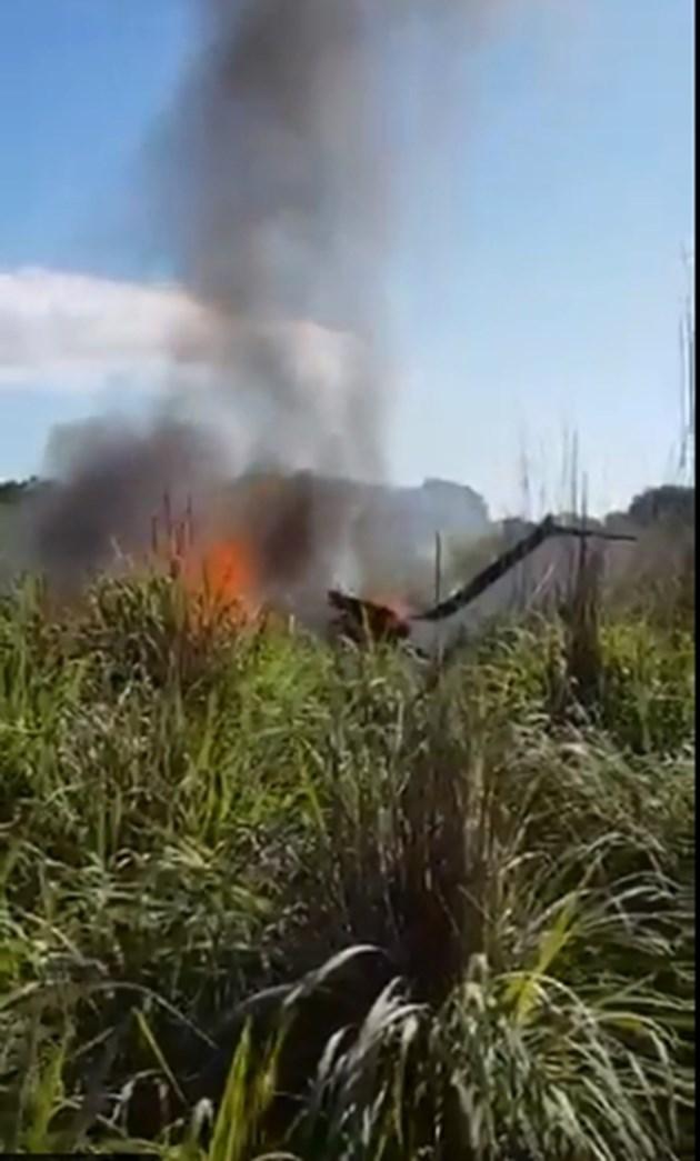 Разби се самолет с футболисти, общо 6-ма загинаха