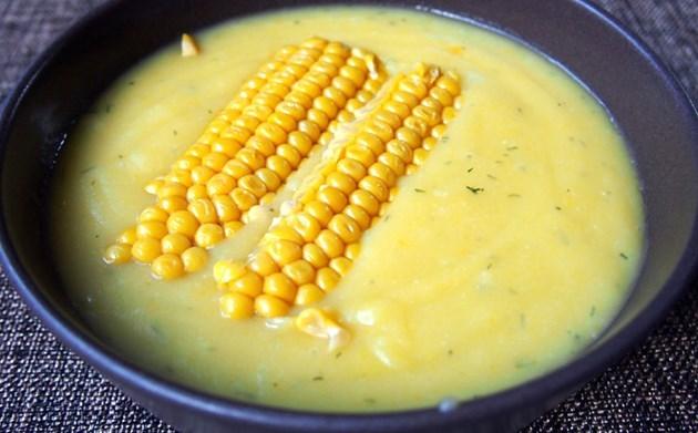 Супа от царевица