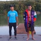 Братя преплуваха и изтичаха 280 км