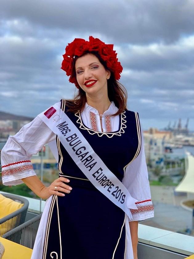 Българка е най-красива в ЕС