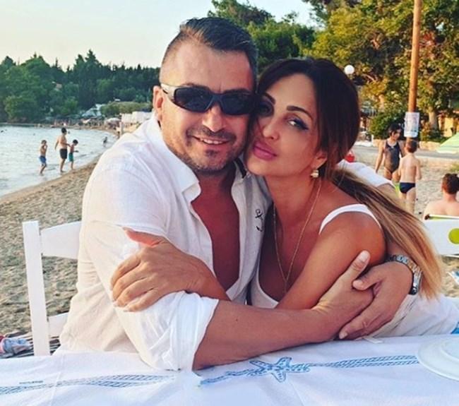 Йордан и Глория в Гърция Снимка: Инстаграм