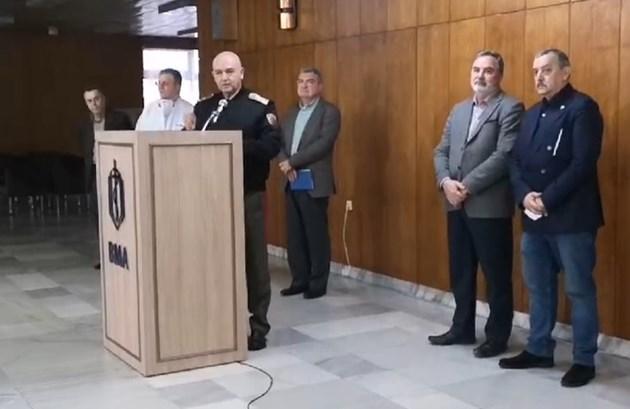 Мутафчийски: Предлагаме мерките да са до 12 април, 243 са заразените (Видео)