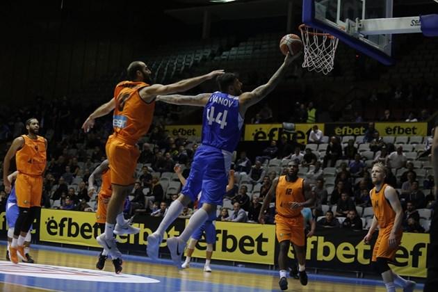 """Баскетболният спец Тони Дечев: """"Левски Лукойл"""" показа надменност"""