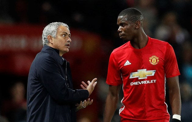 """Погба към шефа на """"Юнайтед"""": Пуснете ме в """"Барселона""""!"""