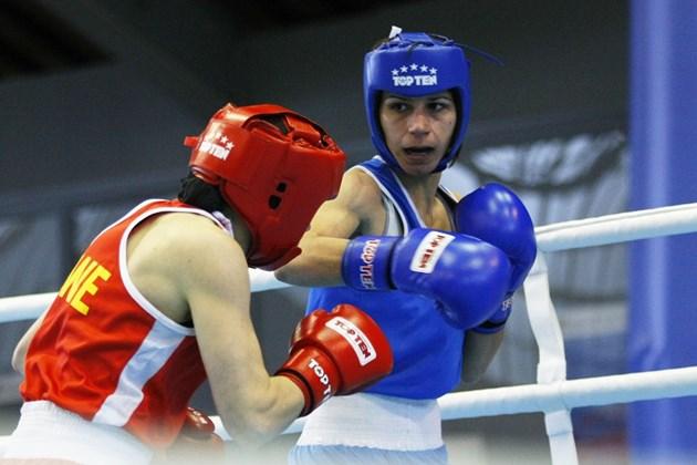 Боксьорката Габи Димитрова: Сложих ръкавиците, за да отслабна