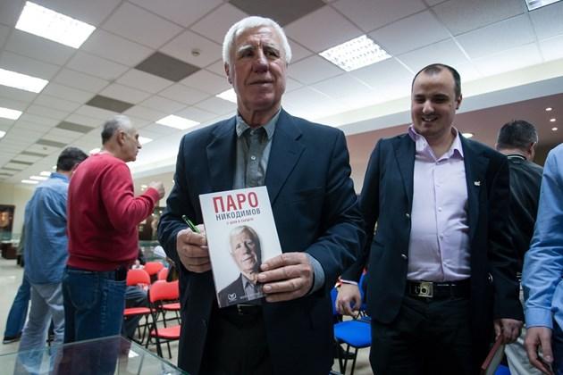 Легендата Аспарух Никодимов: Балъков да не играе по чужди гайди
