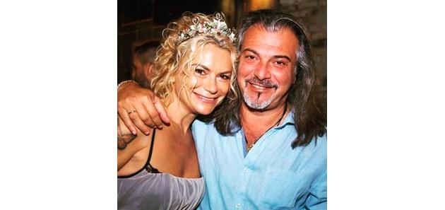 Магърдич и Кремена Халваджиян с перлена сватба
