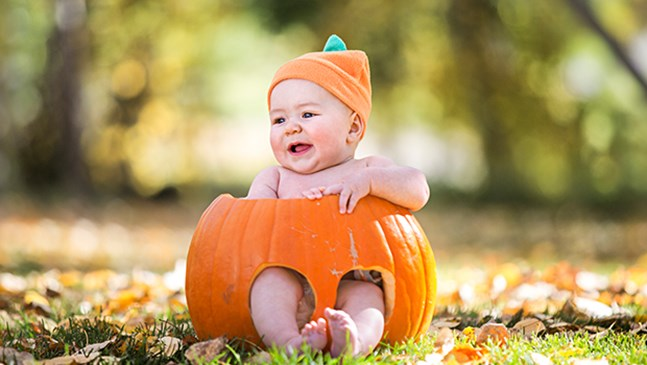 8 интригуващи факти за бебетата, родени през октомври