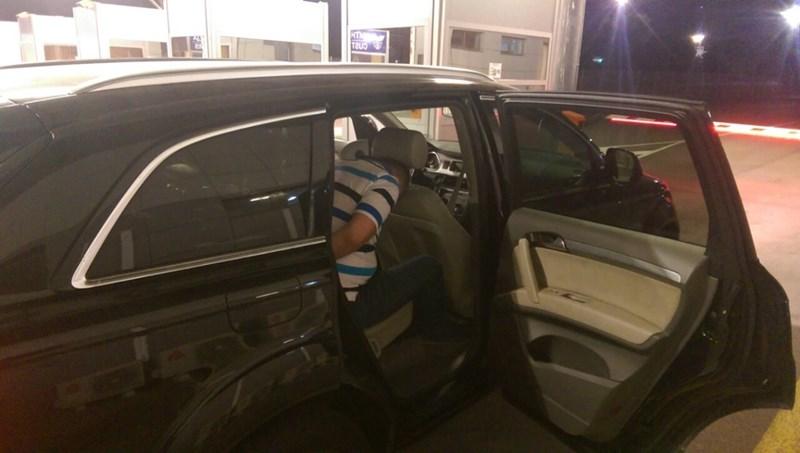 Организаторите били спипани в автомобил на ГКПП Капитан Андреево.