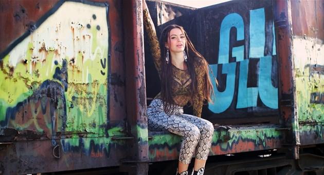 Ева Пармакова и последният й хит – със силна подкрепа от MTV Dance