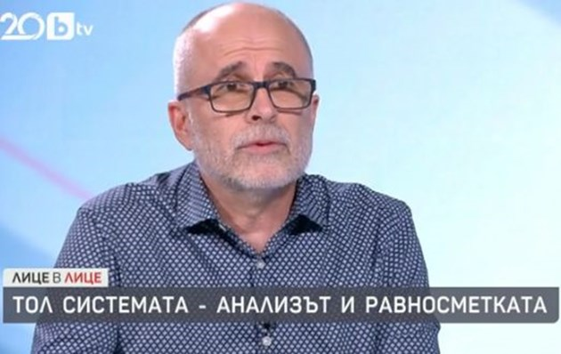 Проф. Олег Асенов: Резултатите на толсистемата са оптимистични