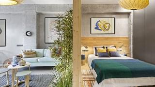 Дървен уют в жилището (галерия)