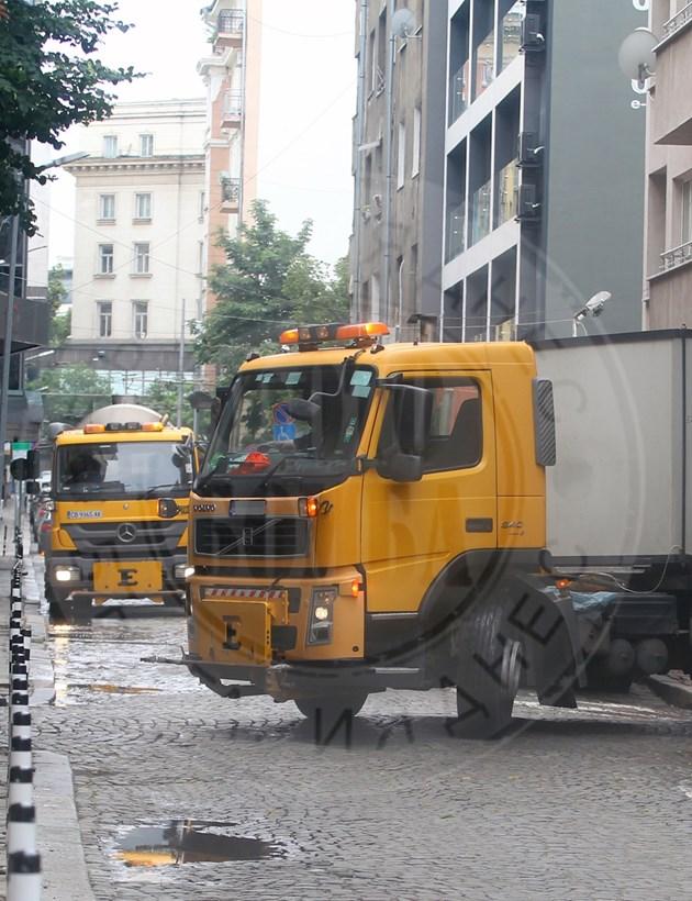 Зоополиция следи миенето на улиците