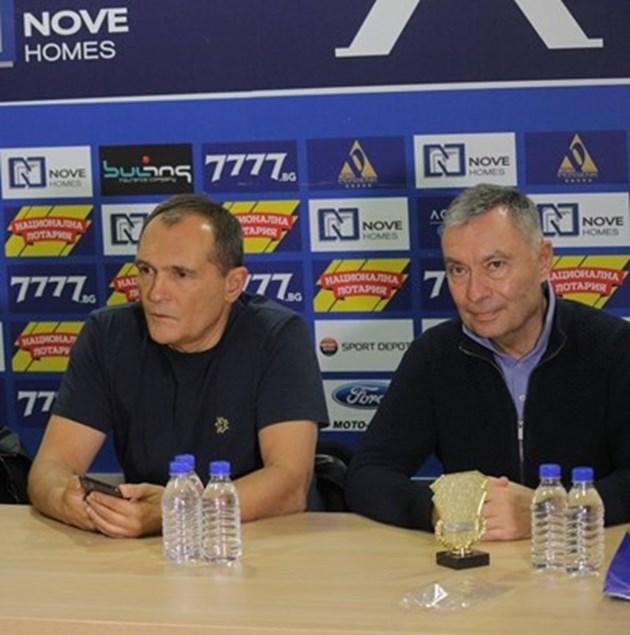 """Попов: Джиросваме акциите на """"Левски"""" на Сираков безвъзмездно в четвъртък"""