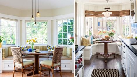 16 идеи за диван в кухнята (галерия)