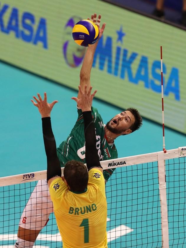 Любо Ганев след драмата с Бразилия: Соколов трябваше да завършва!