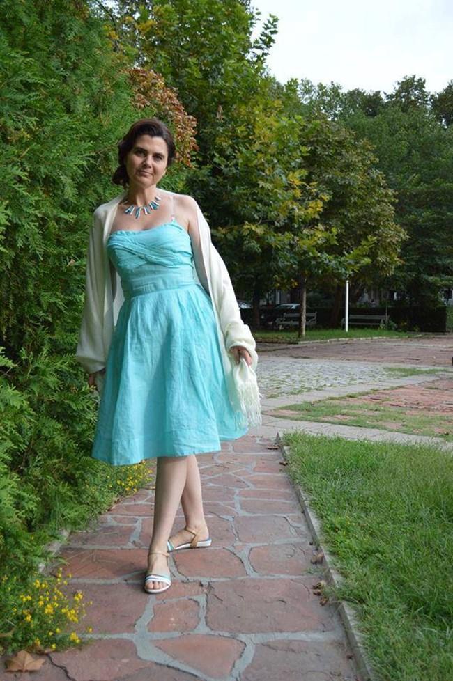 Наталия, снимки: Наталия Базелкова