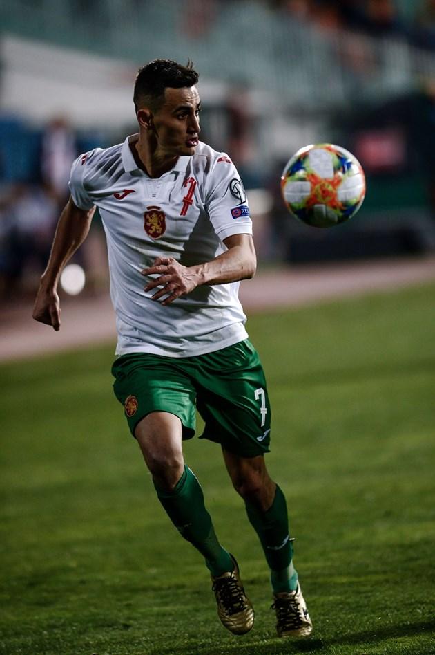 Костадинов с шанс за Лига Европа