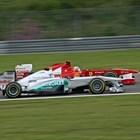 Формула 1 с публика