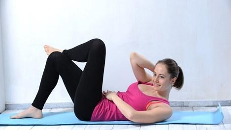 Да освободим кръста от болката (упражнения)
