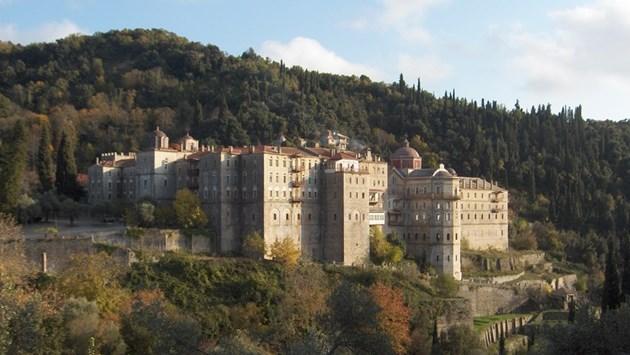 Мистерия с тръбите на Зографския манастир