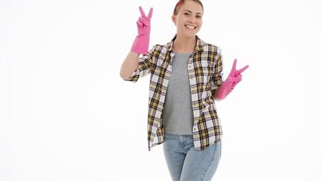 Писнало ви е да чистите вкъщи? Явно не познавате този метод