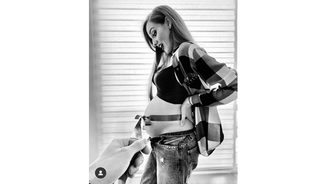 В първите месеци на бременността си Нанси Карабойчева свалила 9 кг