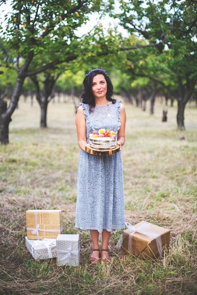 Дани Динева - стопанка на блога Cooks and Bakes