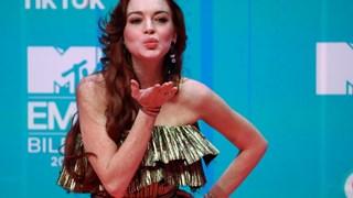 Тоалетите на наградите на MTV за европейска музика (Снимки)