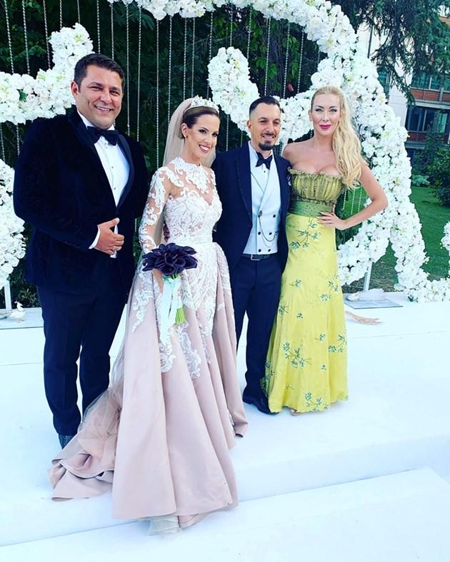 Антония Петрова: На Сиракова сватбата е най-хубава!