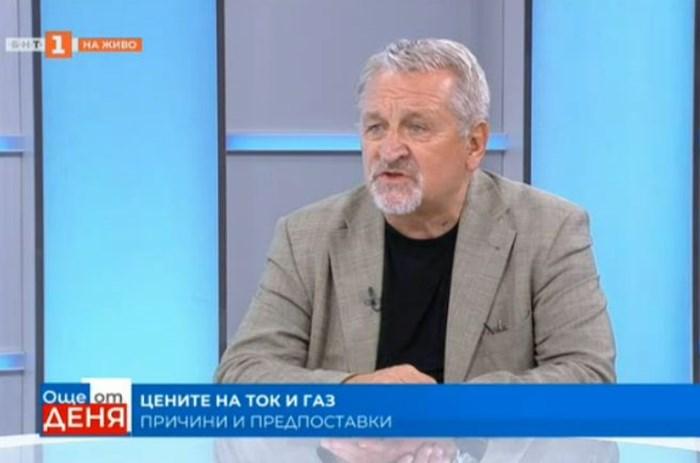 Иван Хиновски. Кадър БНТ