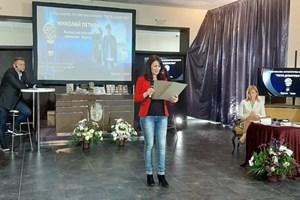 """По традиция вестник """"24 часа"""" също връчи специална награда. Тази година и в двете каегории бяха отличени таланливи деца от Бургас."""
