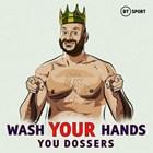Фюри: Мийте си ръцете, мързеливци!