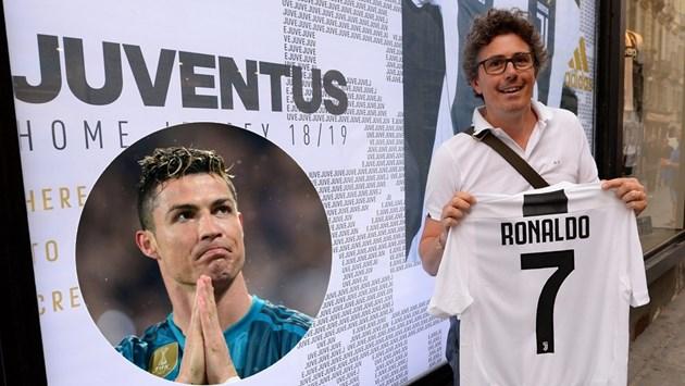 Роналдо ще играе за Ювентус