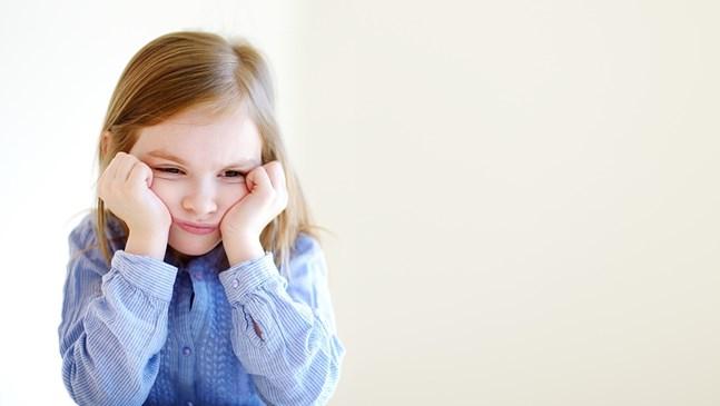 Стресирано ли е детето?