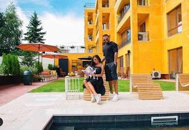 Златка и Благой с нов апартамент
