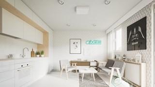Носталгия по баба в малкото жилище (галерия)