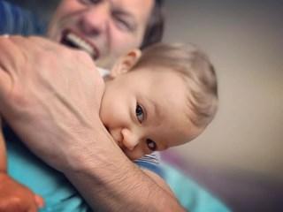 Дъщеричката на Орлин Павлов стана на 1 годинка (Снимки)